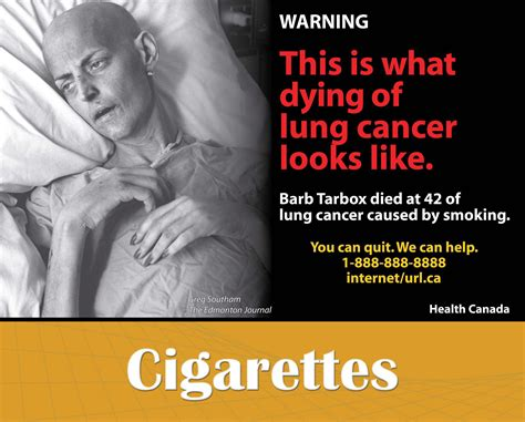 scary anti smoking ads these scary cigarette labels won t be seen because they