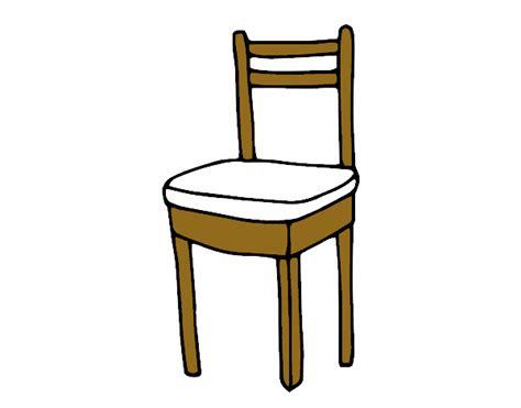 silla dibujo dibujo de silla de comedor pintado por en dibujos net el