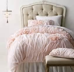 Washed appliqu 233 d fleur amp vintage crochet bedding collection