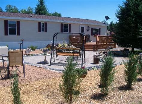 Ideas Park Mobile Homes Design Landscaping Ideas For Mobile Homes Mobile Manufactured