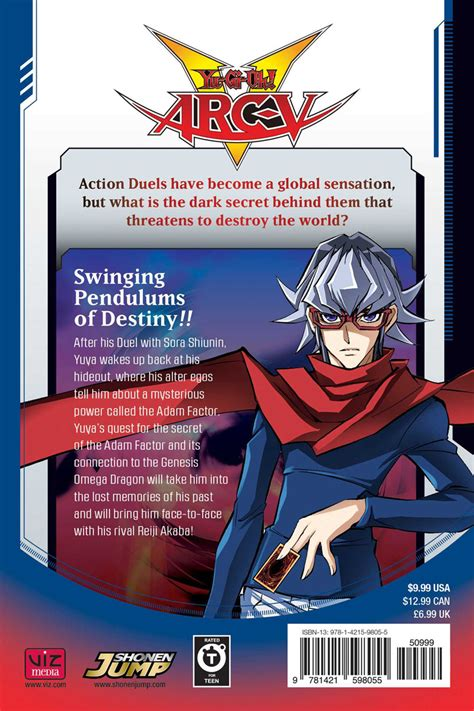what about s duel of comedy tragedy volume 1 books yugioh arc v volume 3
