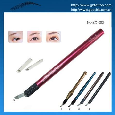 manual tattoo pen permanent makeup manual permanent makeup tattoo pen from guangzhou zixuan