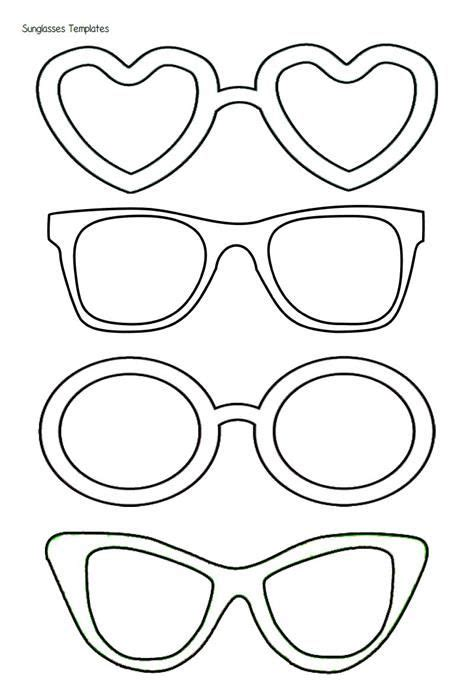 template of glasses quot summer is sweet in preschool quot bulletin board idea template bulletin board and summer