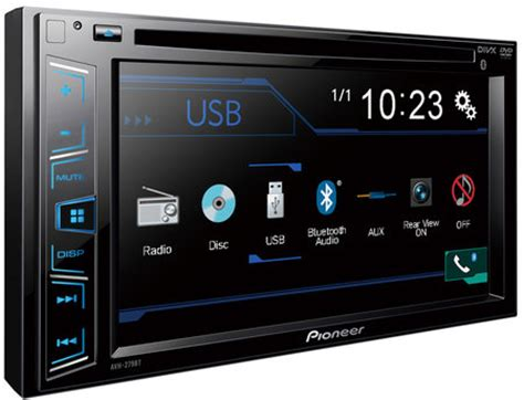 touchscreen infotainment & avn music system buying guide