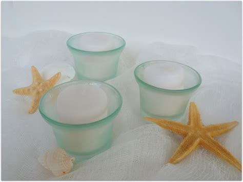 Sea Glass Votive Holders Faber Castell Guest Desiger Really Clever Sea Glass Votive Holders Faber Castell