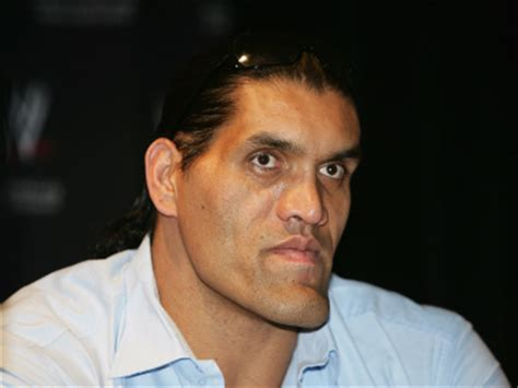 wwe star 'the great khali' severly injured during