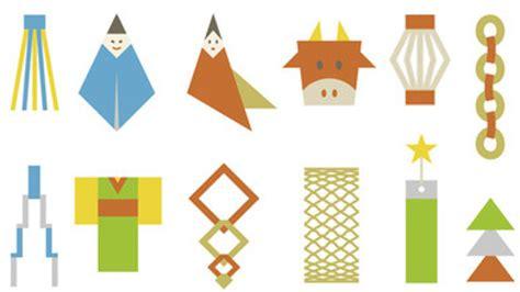 Tanabata Origami - 今年はおうちで手作り七夕 簡単にデキル折り紙の七夕飾り