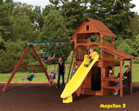 swing sets charlotte nc magellan explorer charlotte playsets wooden swing sets