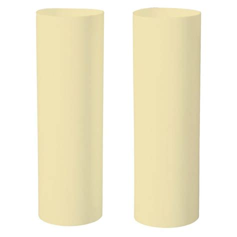 l socket candle covers westinghouse 4 in ivory medium base candle socket covers