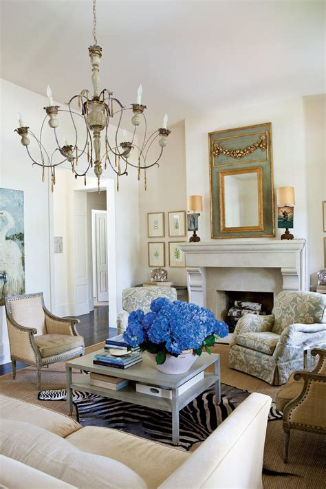 living room decor designs classic southern home southern living