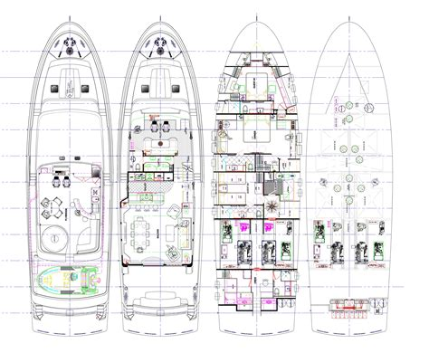 layout drawing layout details of the new nordhavn 78 boats com