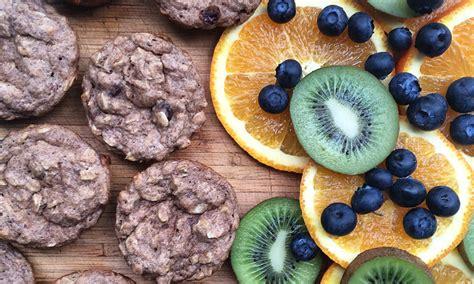 Mix Fruit Marine Collagen fruit sweetened vegan oatmeal muffins further food