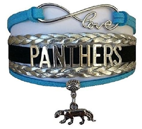 carolina panthers fan shop carolina panthers football fan shop infinity bracelet
