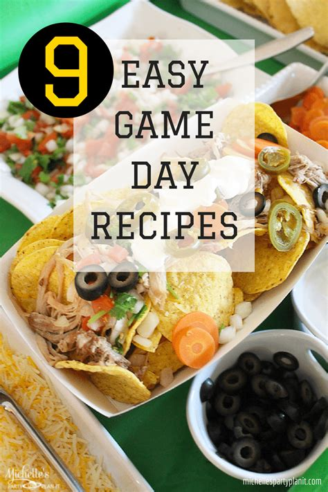 easy day recipes nine easy day recipes s plan it