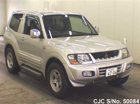 how to learn about cars 2001 mitsubishi pajero windshield wipe control 2001 mitsubishi pajero silver for sale stock no 50084 japanese used cars exporter