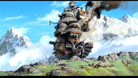 the of howl s moving castle howl s moving castle the theatre