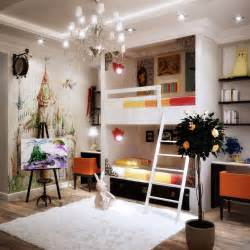 Kid Bedroom Ideas by Colorful Kids Rooms
