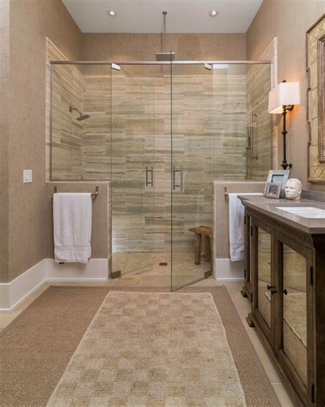badezimmer mediterran style with contemporary living east hill