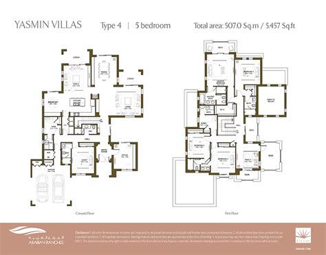 villas floor plans villas for sale rent in arabian ranches dubai binayah
