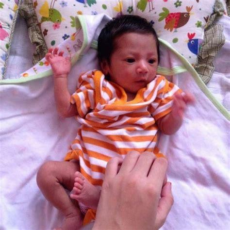 cervick wanita yang sihat ibu bayi cenonet viral kongsi 7 tip gemukkan anak dalam