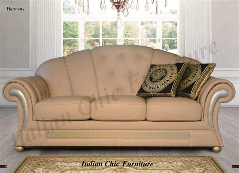 spagnesi italian leather sofa harmony 3 1 1 italian leather sofa set