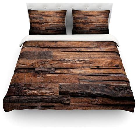 Rustic Duvet Covers susan sanders quot espresso dreams quot rustic wood duvet cover rustic duvet covers and duvet sets