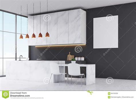 cucine moderne bianche e nere gallery of cucine bianche e nero moderne cucina