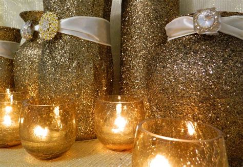 73 Best Images About Cute And Easy On Pinterest Blue Gold Centerpiece Ideas