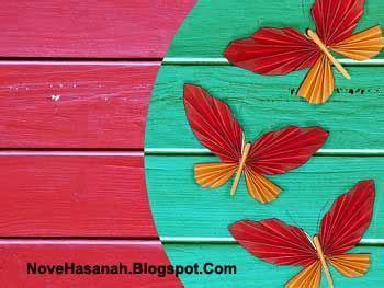 Wallpaper Dinding Motif Kupu Kupu Warna Warni 25 ide terbaik tentang kertas dinding di