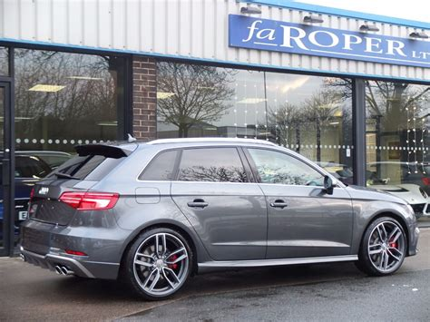 Second Hand Audi A3 by Second Hand Audi A3 S3 Sportback 2 0 Tfsi Quattro 5 Door S