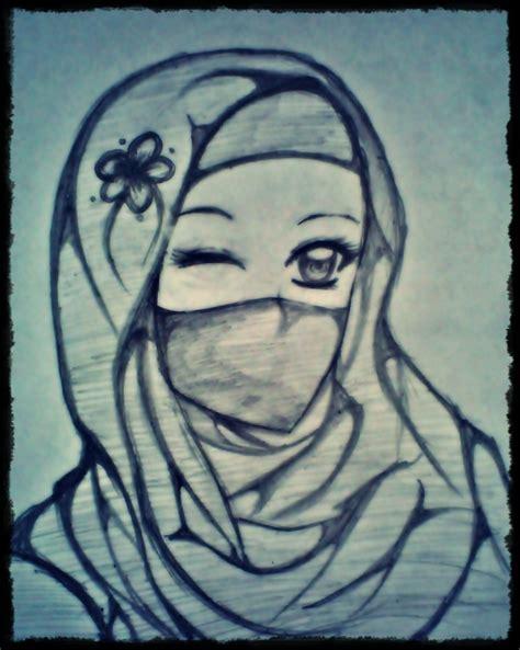 anime hijab camera hijab girl by zopiyx on deviantart