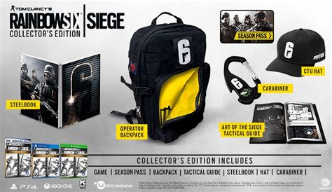Topi Snapback Tom Clancys 03 une 233 dition collector pour rainbow six siege