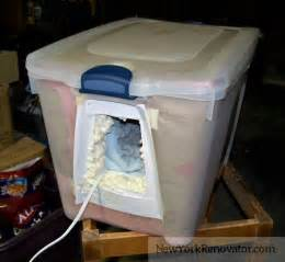 build you own low cost outside cat shelter kimberlycrestvet