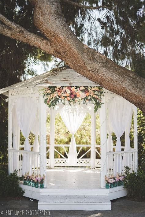 gazebo decorations 25 best ideas about gazebo wedding decorations on