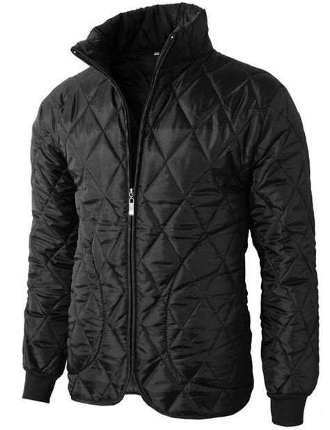 Mens Lightweight Quilted Jacket by Buy H2h Mens Lightweight Slim Fit Plaid Patterned Quilted