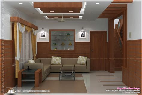 Living Room Interiors Kerala Home Interior Designs By Gloria Designs Calicut Kerala