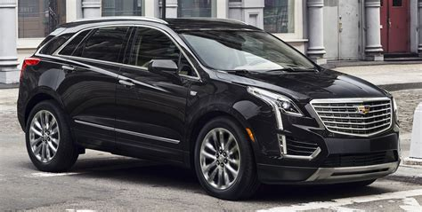 la  cadillac xt officially revealed prior  debut