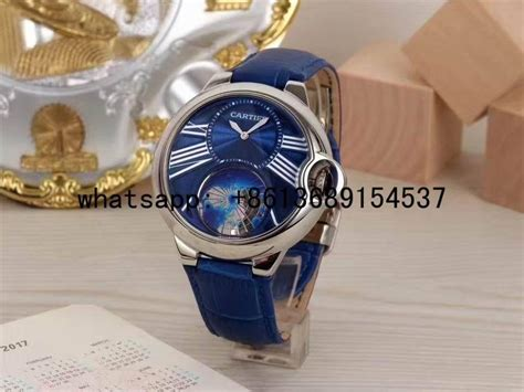 From Cartier With Newsvine Fashion by Fashion Cartier Watches Blue Balloon Cartier