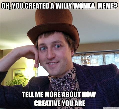 Willy Wonka Meme Creator - willy wonka halloween costume