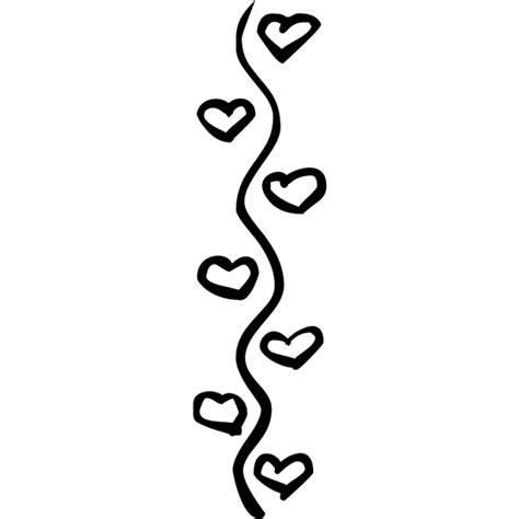imagenes en blanco y negro verticales corazones en vertical vinilowcost