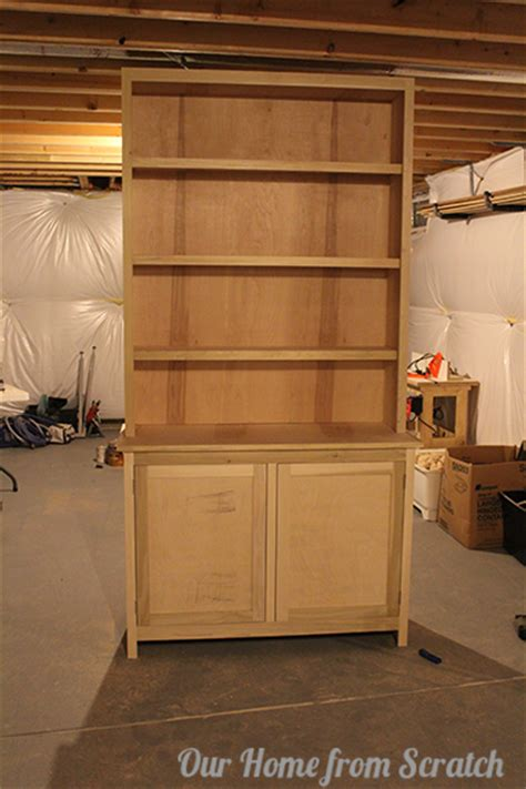 book of how to build cabinets from scratch in ireland by