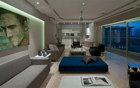 cool mumbai apartment interior design opulent and sleek apartment design in beaumonde india by