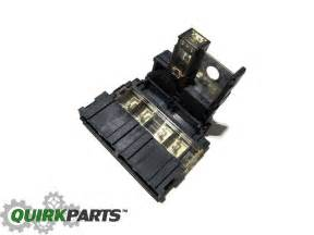 various 2004 2013 nissan positive battery cable fusible fuse link connector oem ebay