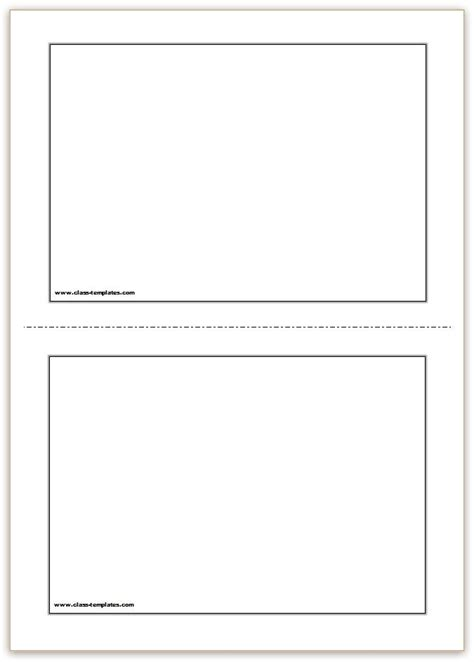 flashcard template free free printable flash cards template intended for blank