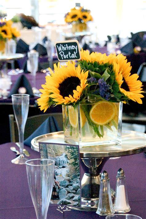 summer sunflower wedding floral design  jacqueline