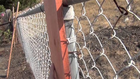 in chains a bitter home improvement tip fast and affordable fence trick