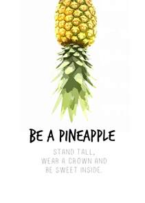 do it be a pineapple domestically speaking