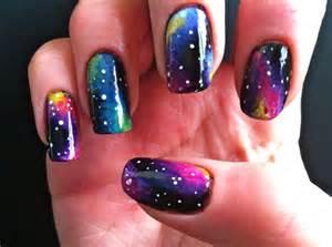 nail designs galaxy nail art designs