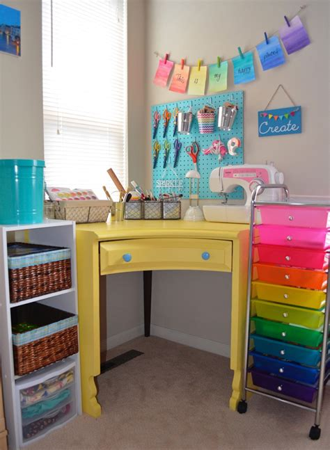 craft room tours craftaholics anonymous 174 craft room tour with coastal and