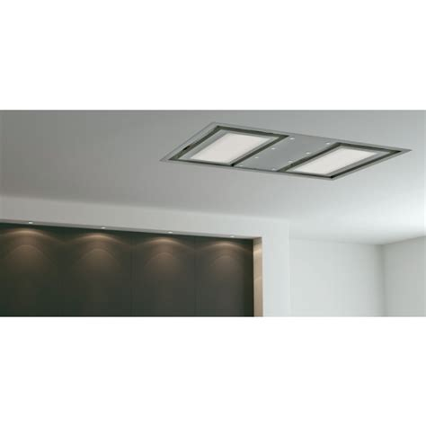Ceiling Cooker Hoods by Pando E 270 Built In Ceiling Mounted With Light
